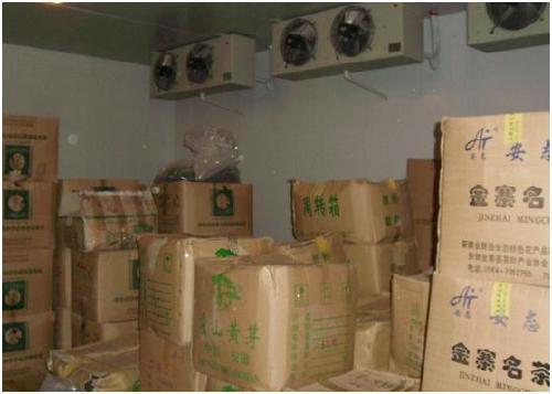 茶叶保鲜冷库设计安装建造