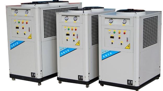 冷水机―工业制冷设备