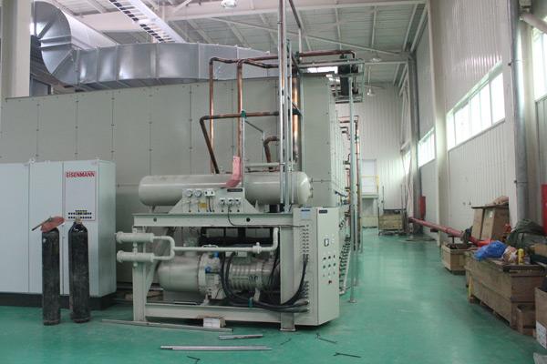 海尔冰箱合肥生产基地工业冷水机组