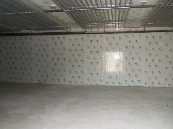 淮南200平方低温排管冷库安装